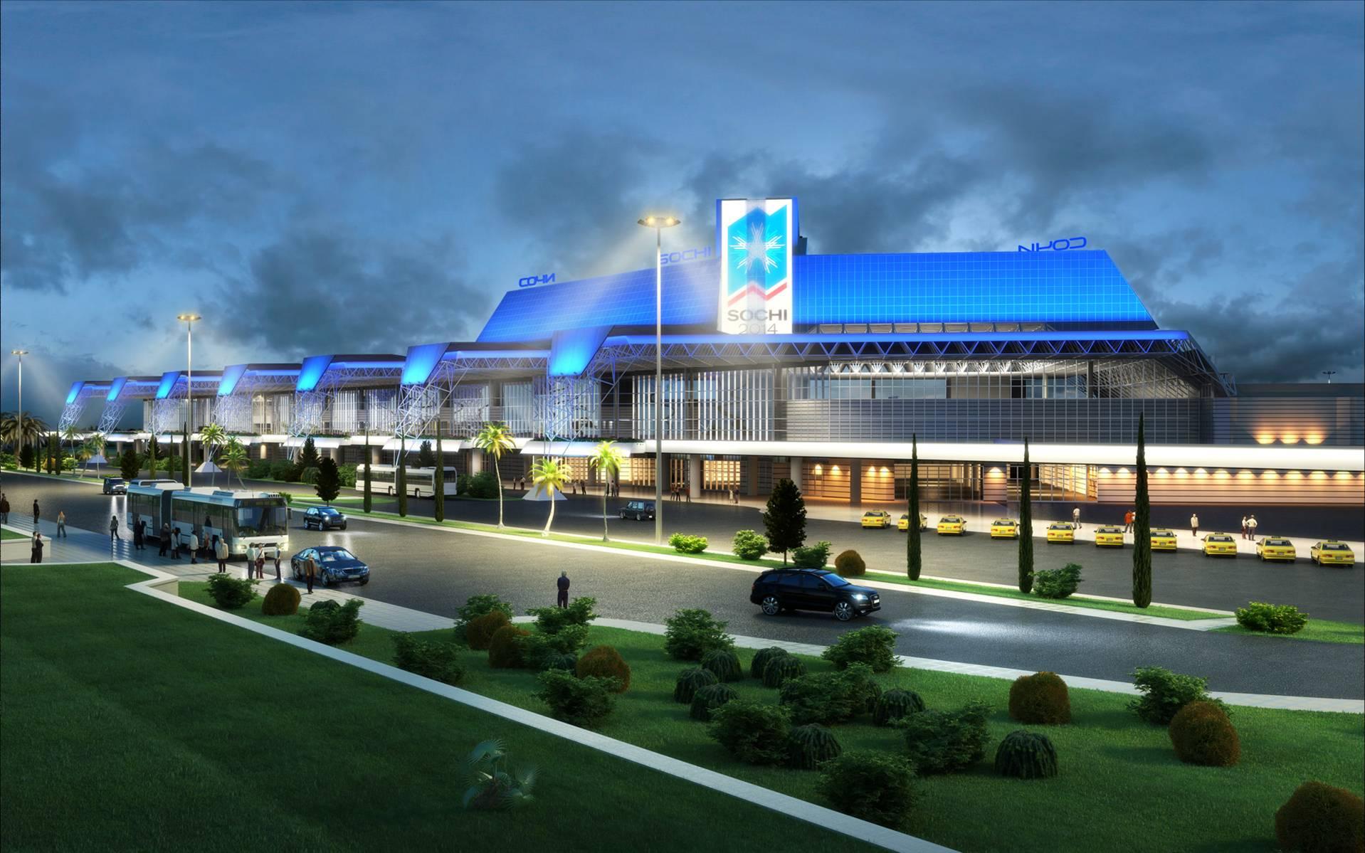 аэропорт Сочи (Адлер)
