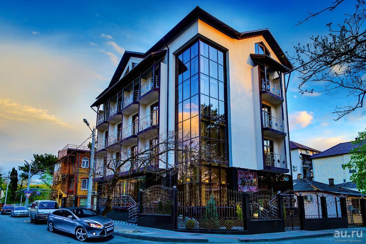 Black Sea отель в Геленджике