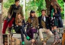 мода для подростков 2017