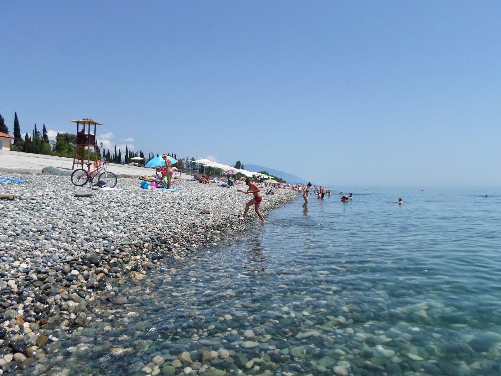 Пляж, Адлер