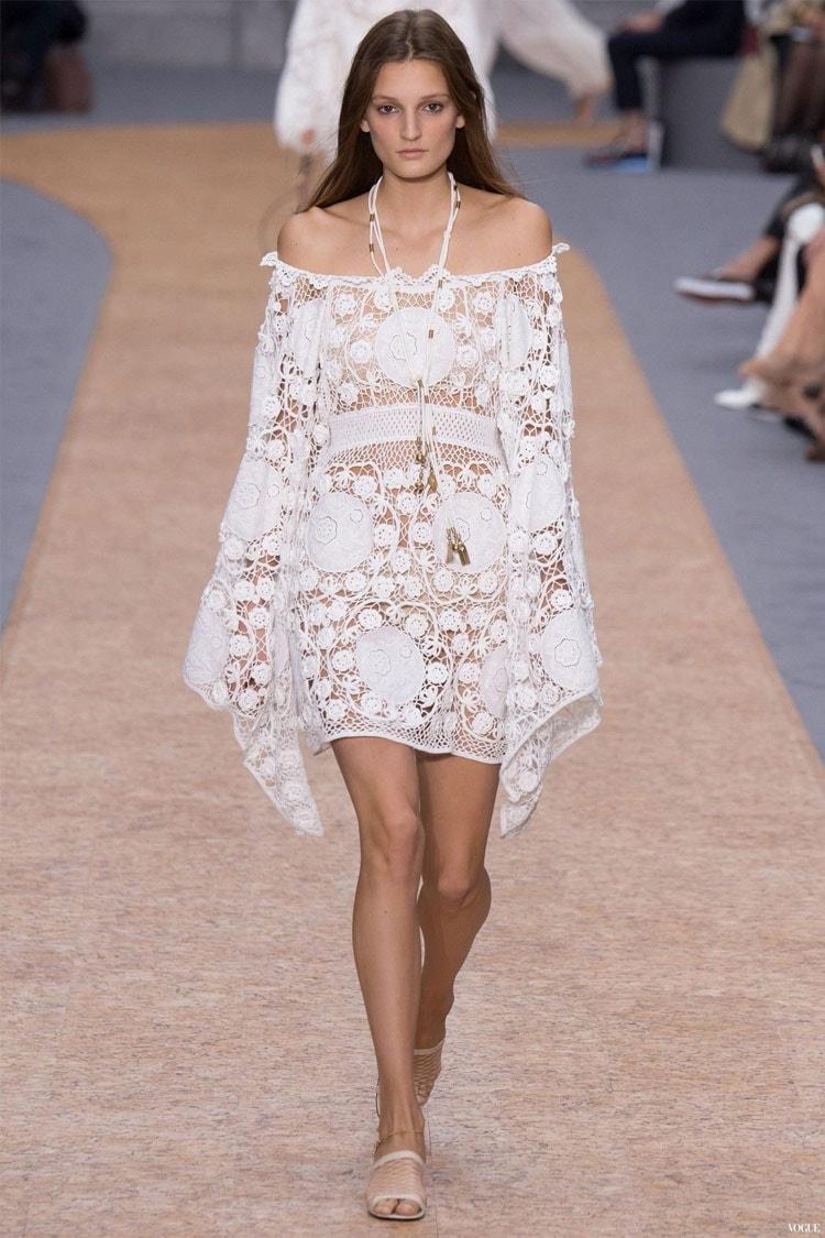 кружевные белые платья титанида 2016