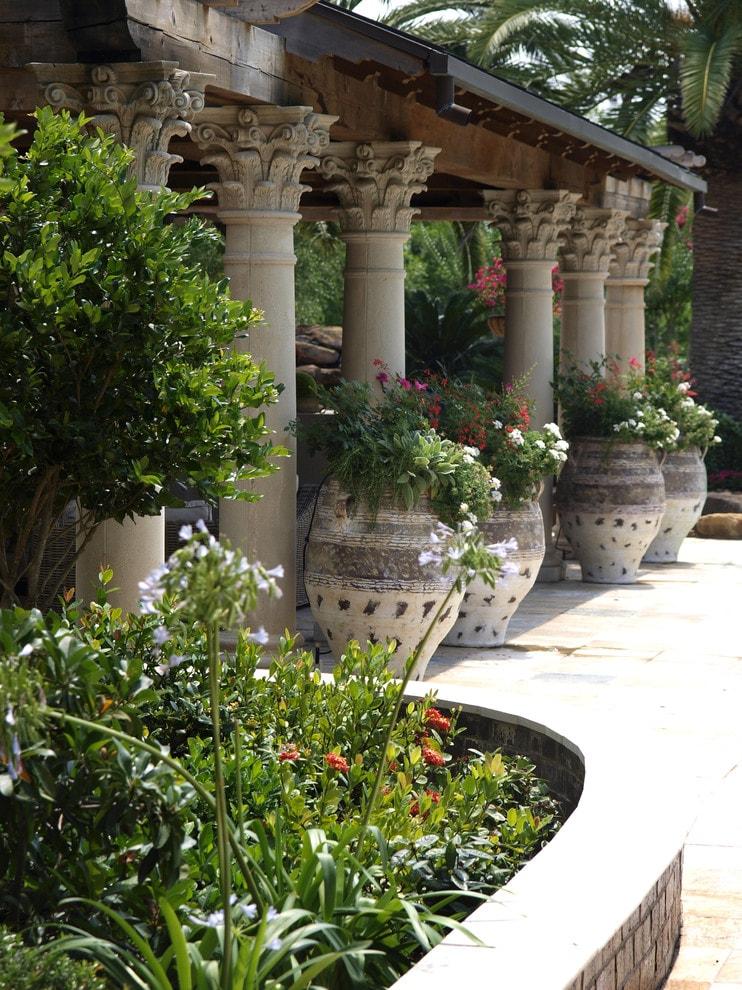 Вазон 78 фото что это такое уличные кованые изделия для цветов декоративные пластиковые горшки растения цветущие все лето