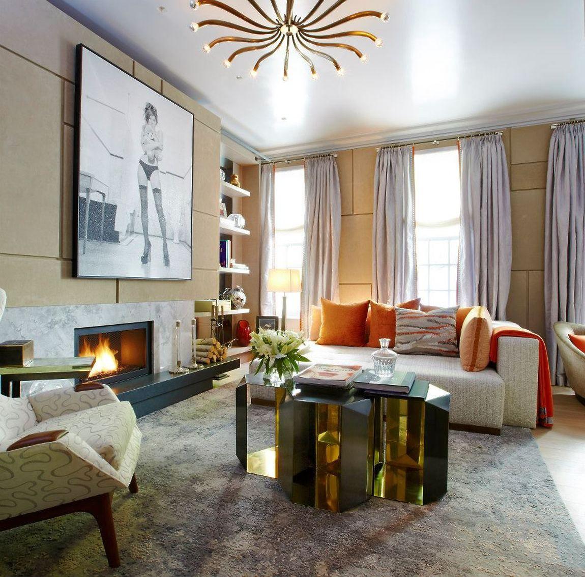 Дизайн потолка — 115 фото современных идей оформления и украшения