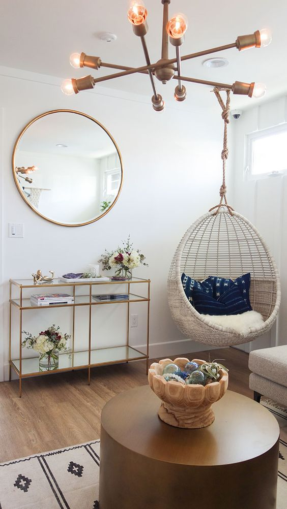 ceiling hammock chair