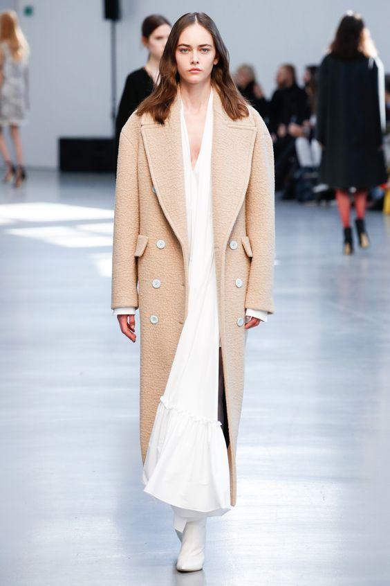 как сшить креативное дизайнерское пальто