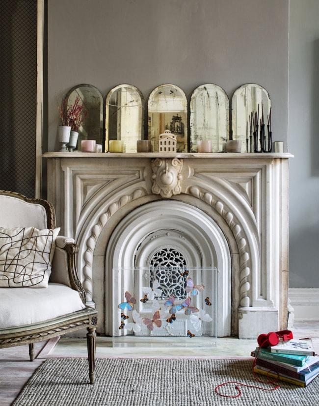 Искусственный камин (77 фото): как сделать в интерьере гостиной, размеры и сколько стоит, красивые с огнем