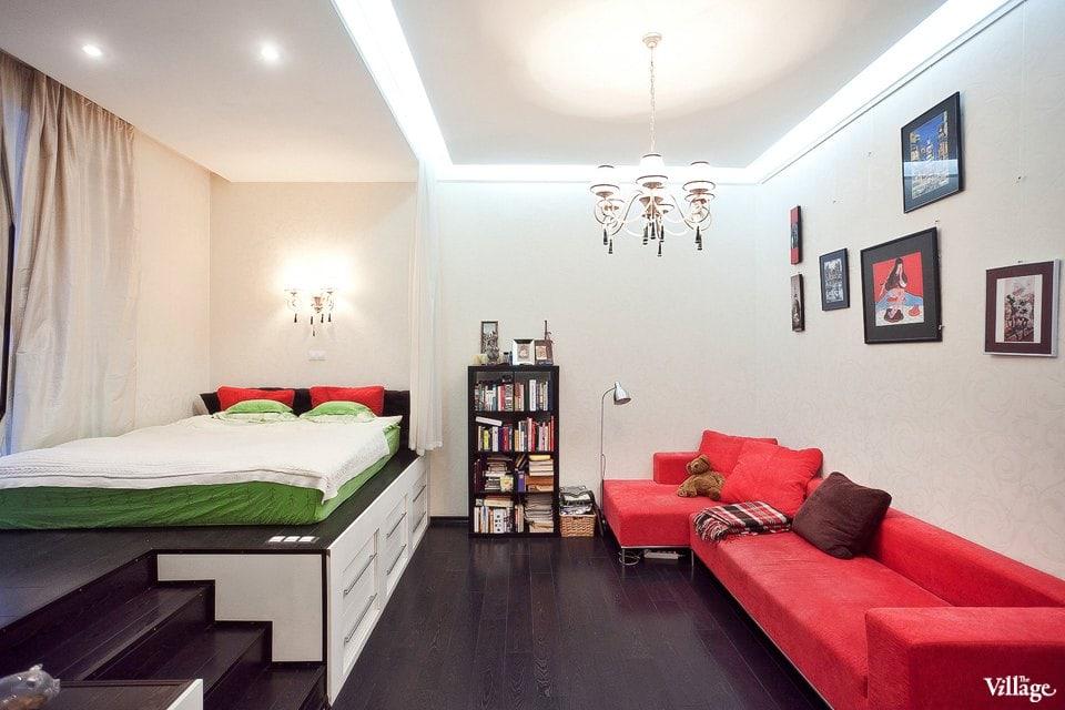100 лучших идей дизайна: кровать-подиум для спальни на фото.