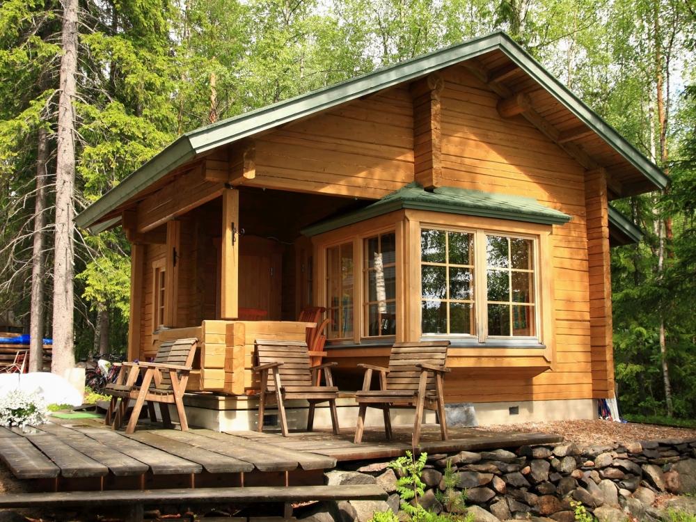 как обустроить дачный дом
