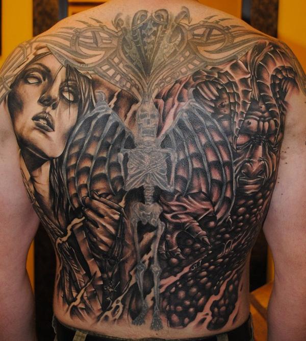 Рисунки ангела с крыльями