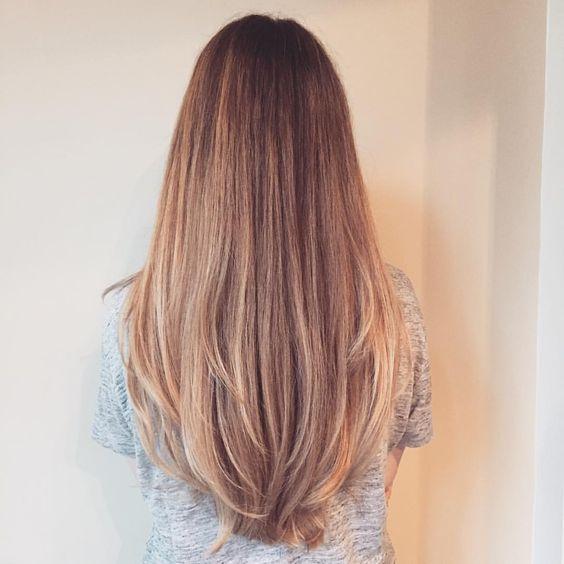 100 модных новинок Стрижка каскад 2018 года на все типы волос