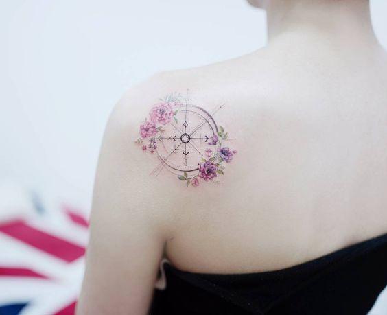 Самые сексуальные татуировки для женщин