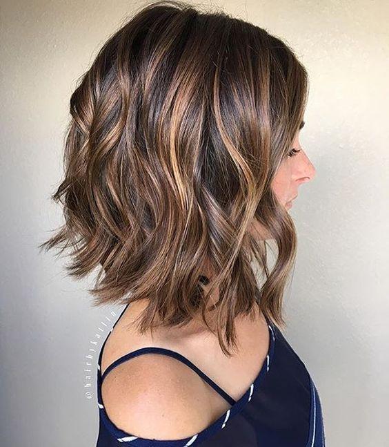 Окрашивание волос балаяж в домашних условиях фото пошагово