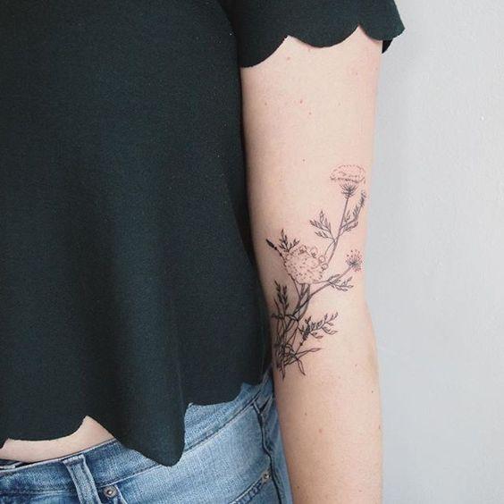 ТАТУ -МАНИЯ - женские татуировки, женские тату, красивые 87
