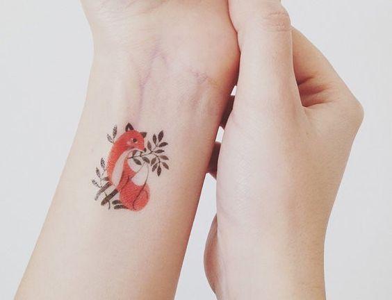 маленькие картинки тату для девушек
