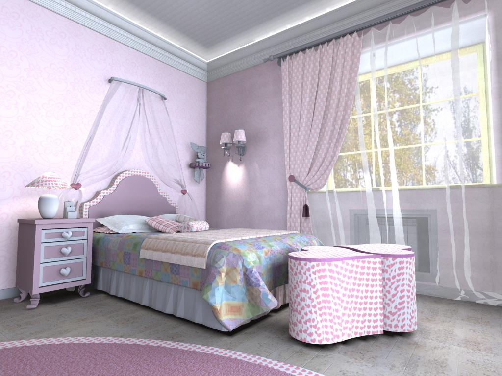 Идеи как украсить комнату для девочек своими руками фото 66