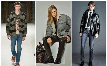 мужские куртки осень-зима 2017-2018