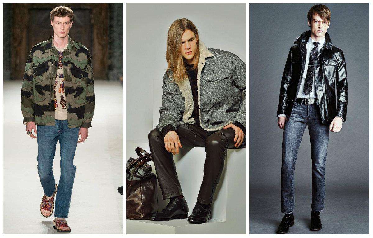 Мужские куртки осень-зима 2019-2020 | модные тенденции и фото | 768x1200
