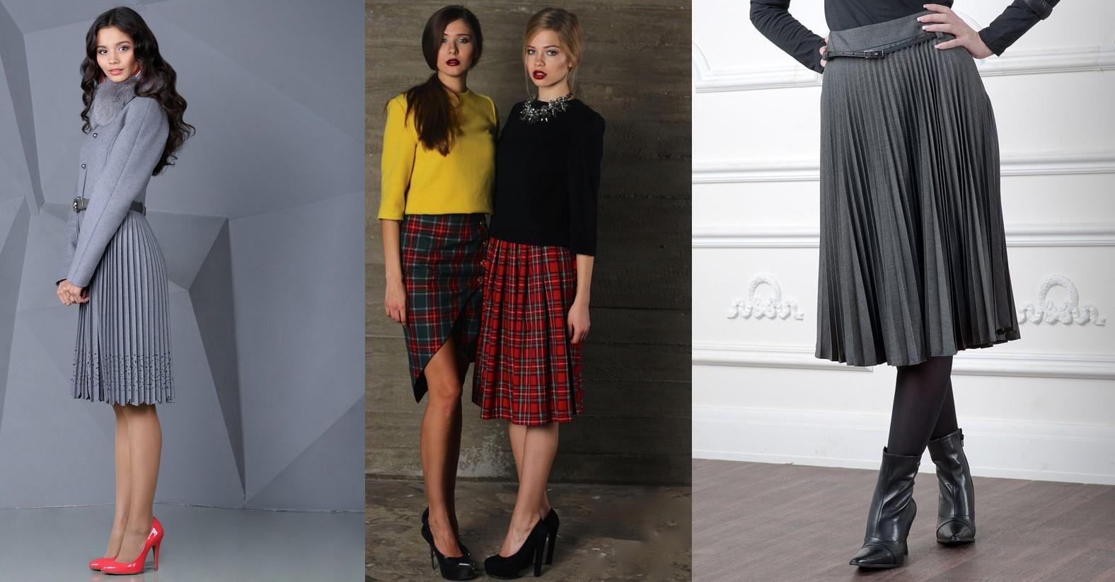 Online-Einzelhändler Shop für echte 100% authentifiziert Trendy Röcke: Herbst-Winter 2018-2019 des Jahres