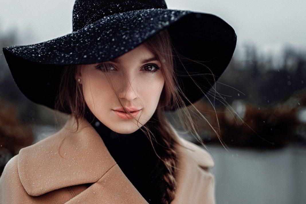фотограф прфессиональный картинки женщин в шляпе