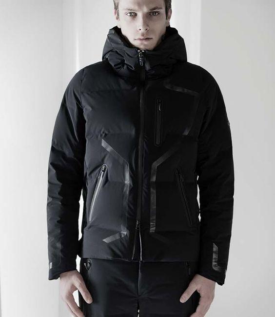 01d4a7ed98a Сезон осень-зима 2017-2018  модные детали и акценты мужских курток из кожи