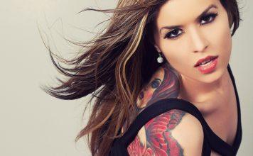 100 лучших и самых красивых татуировок мира для девушек на фото