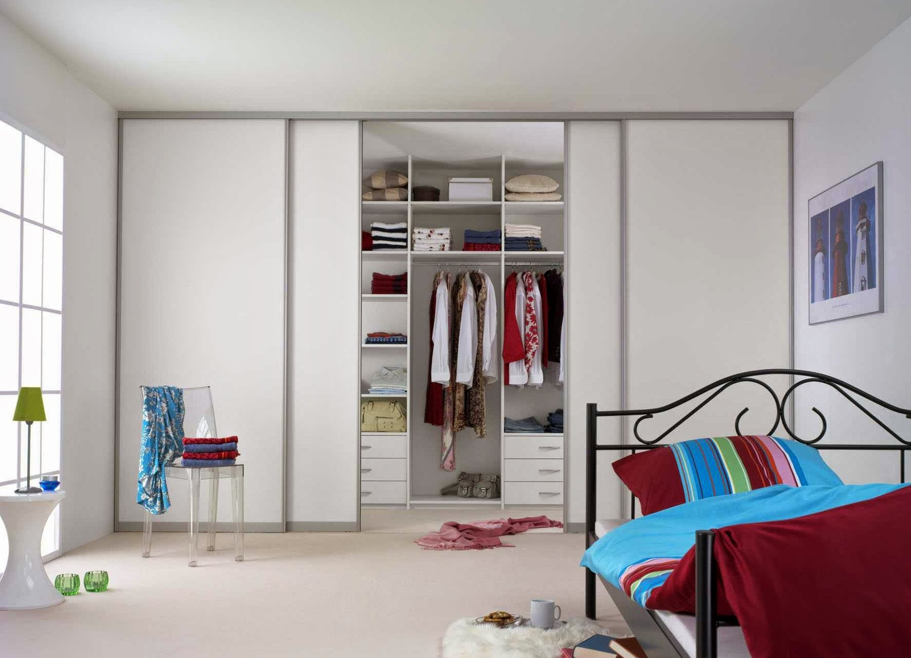 Мебель в детскую комнату для девочек: фото, дизайн, ассортим.