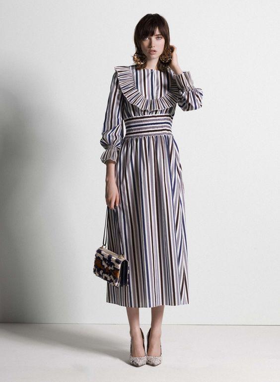 Платья для девушек: 100 ЛУЧШИХ новинок сезона 2017 – 2018 года
