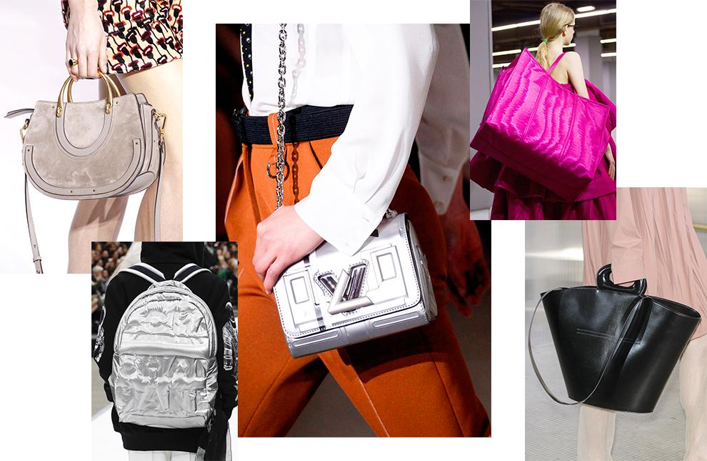 346b42c3a199 100 лучших идей: Модные женские сумки тренды 2018 года на фото