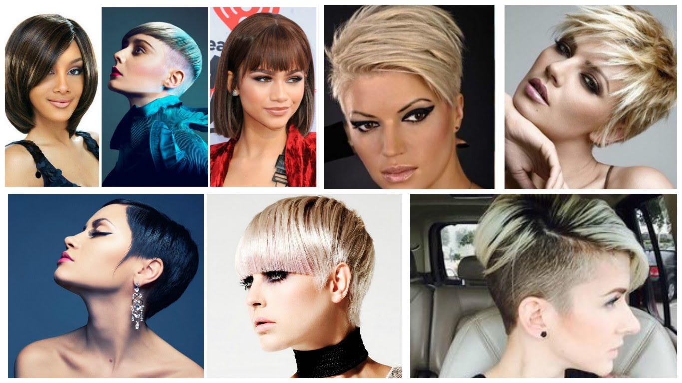 Модное окрашивание на короткие волосы 2017 фото женские