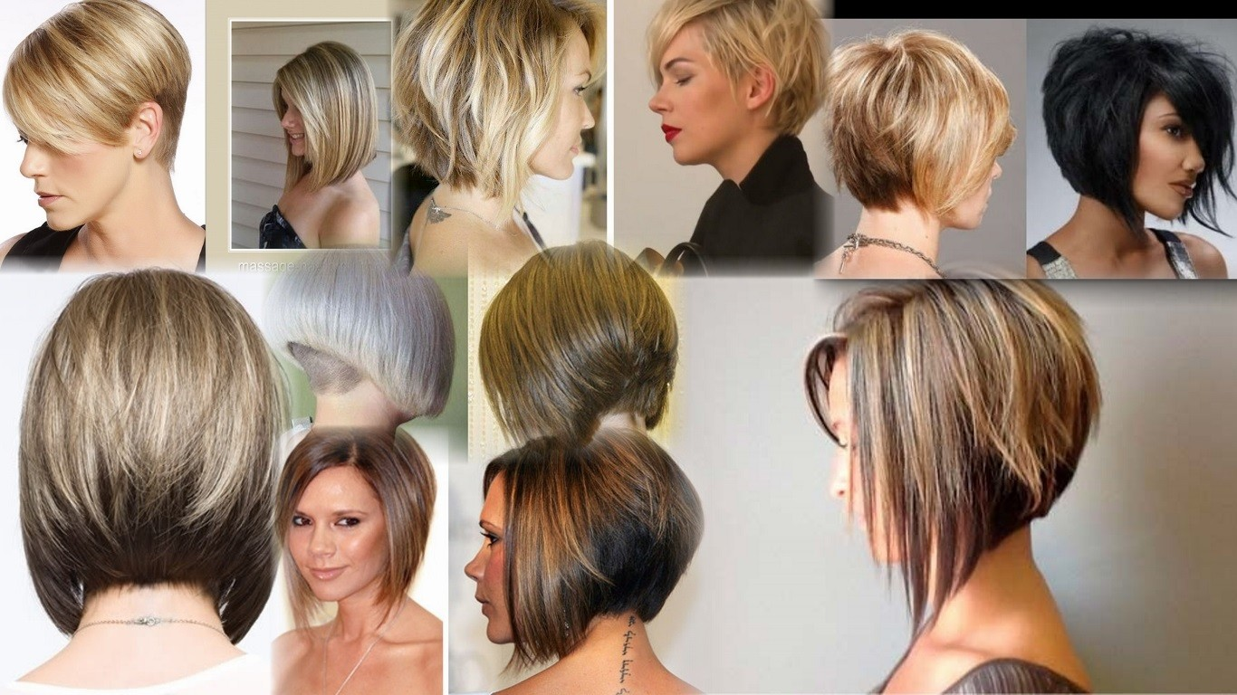 -боб-каре Стрижка каре на короткие волосы. 120 стильных вариантов с фото