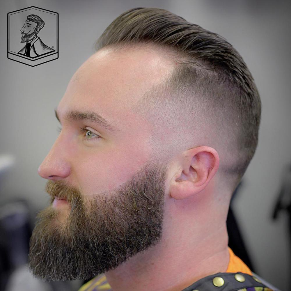Ирокез и борода