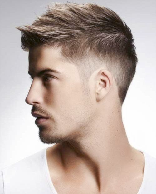 Гранж на жестких волосах