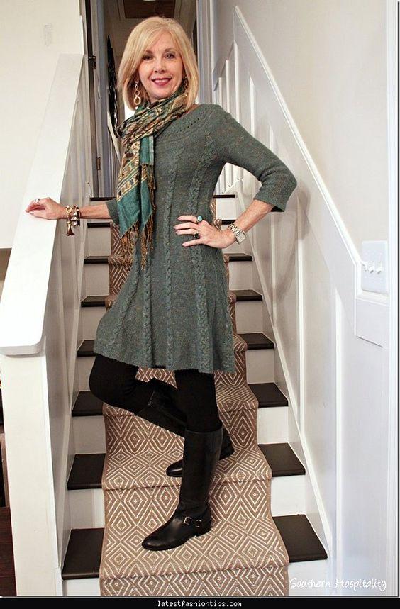 Miten keski-ikäisen tulisi pukeutua? Näin minä pukeudun