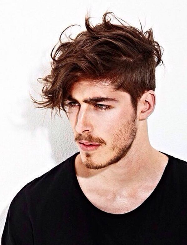 Сочетание стрижки и бороды