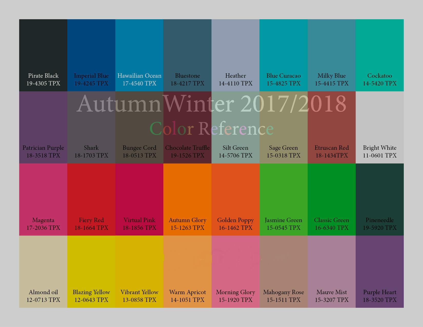 7faea0dd7769 Paleta farieb od spoločnosti Panton je sebestačná a všestranná. Je  navrhnutý s ohľadom na preferencie najnáročnejších módnych a ľahko sa  zmieša