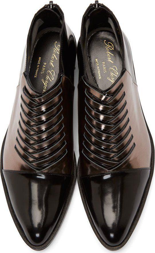 Для эпатажных молодых людей созданы яркие модели с массивной подошвой, а  для любителей классики – туфли-кроссовки. 758e3e6f3da