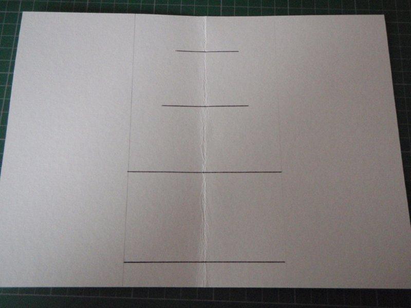 фото сгибаем картон для открытки патронника гильзы происходит