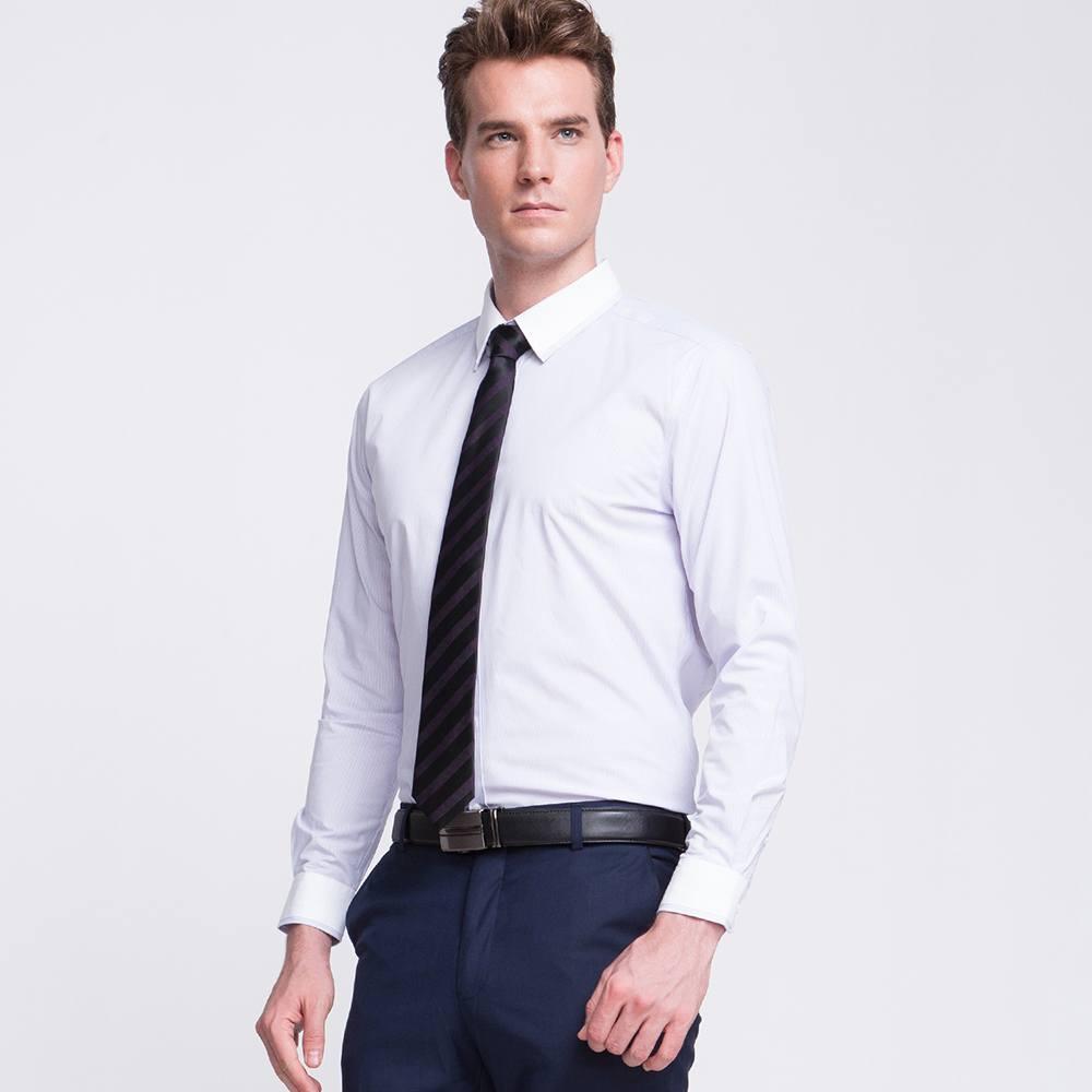 08dfadeccf8 В предстоящем году дизайнеры представили несколько новых моделей  классических рубашек  С отложенным воротником