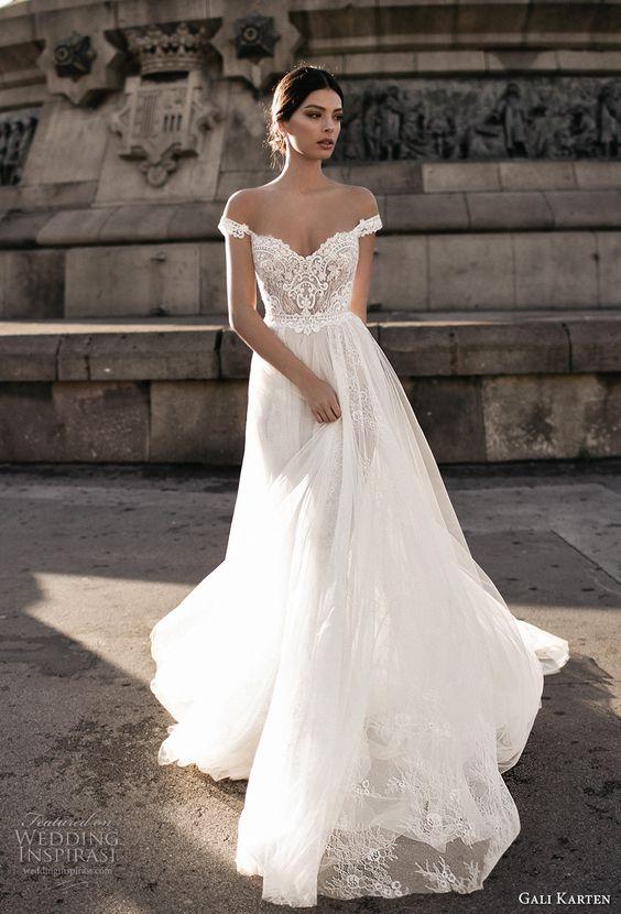 69023224ab2a1e5 100 самых красивых свадебных платьев 2018 года: тенденции сезона