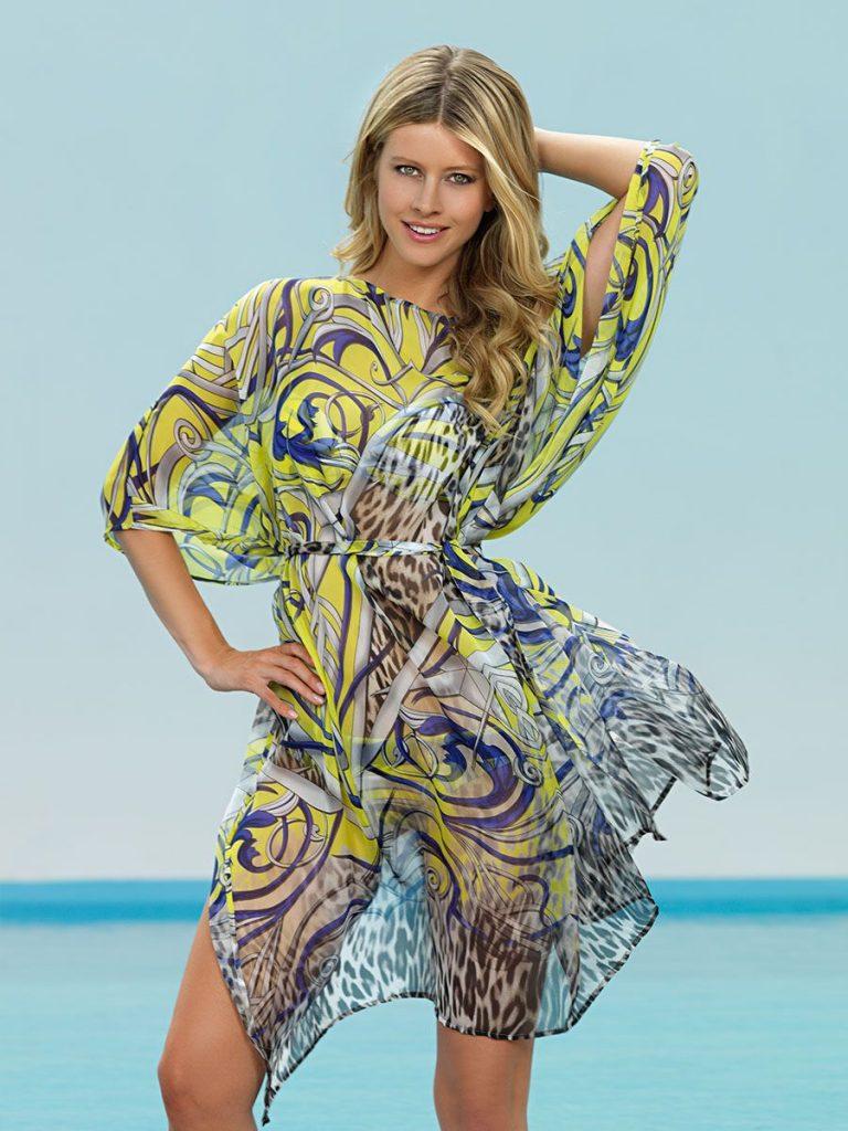 39291b94611 100 модных новинок  Пляжная мода для девушек 2018 - тренды фото