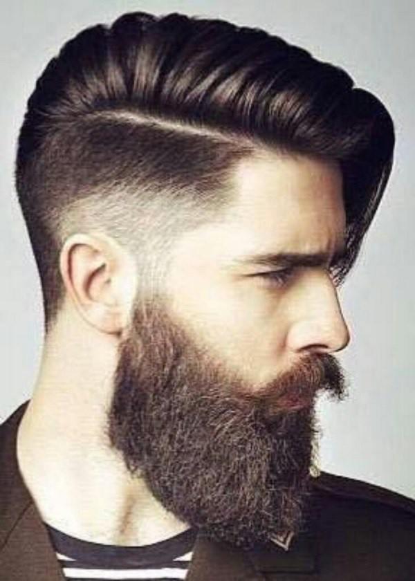 Длинная борода и андеркат