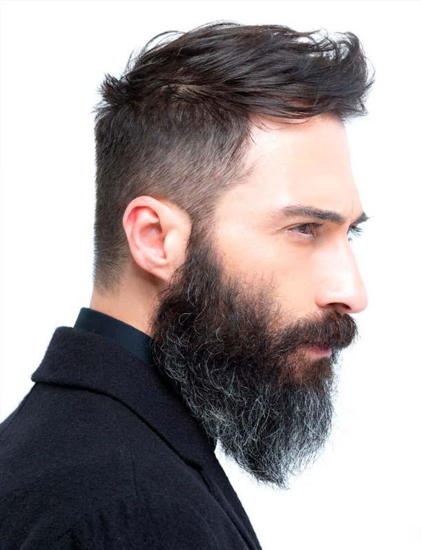 Ирокез и длинная борода