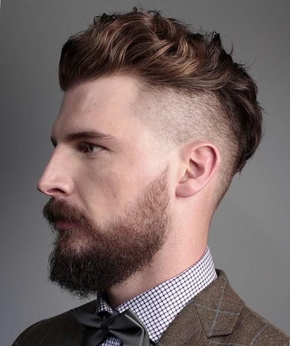 Укладка мягких волос
