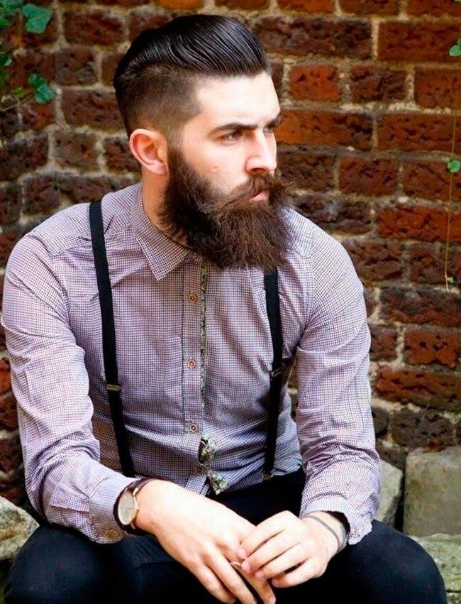 Андеркат и борода