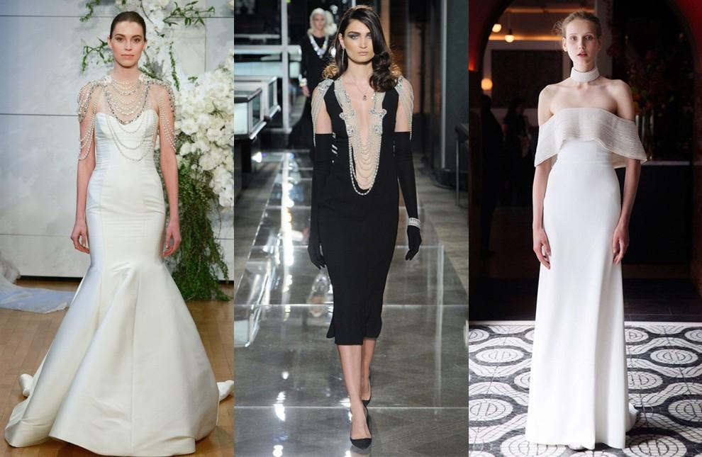 ... изменилось и каждая девушка имеет возможность выбрать любой цвет, фасон  и длину своего наряда. Какие свадебные тенденции будут актуальны в 2018  году  2a24cb0fdab
