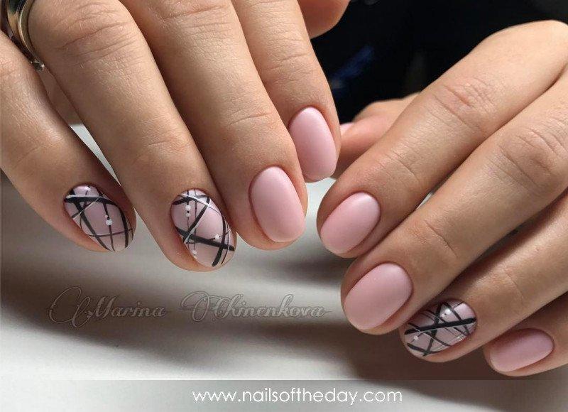 """Маникюр и дизайн ногтей """"Шеллак Весна 2018 100 модных"""