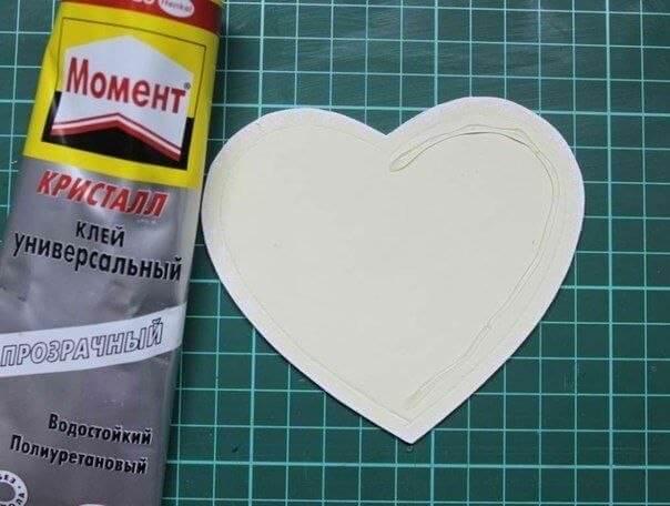 32-min Как сделать коробочку из картона своими руками: схема и шаблон с мк