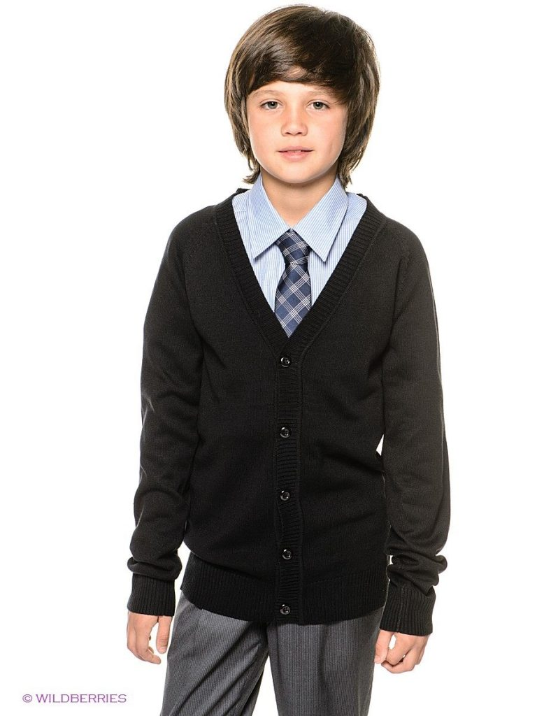 Школьная форма для мальчиков: новые тенденции и классика