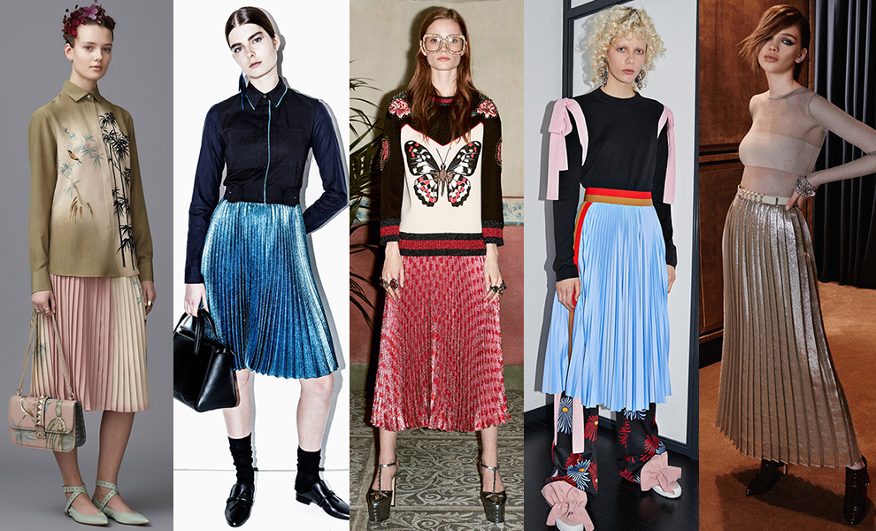 bde4277043 A modern stylistek ismét kecses hajtásokat emeltek egy divatos talapzaton,  ezzel új ruhadarabot adva. Ha minden évszakban elegáns és női színt  szeretne ...