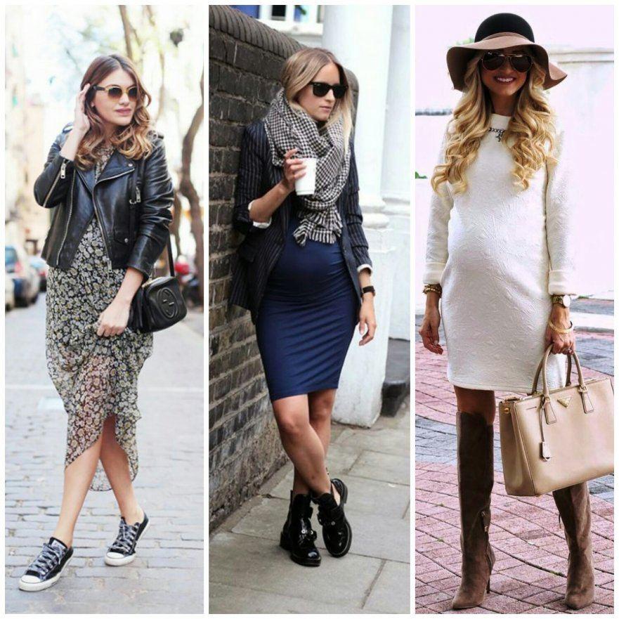 73dfd687138e Модная одежда для беременных: платья, сарафаны, штаны, юбки